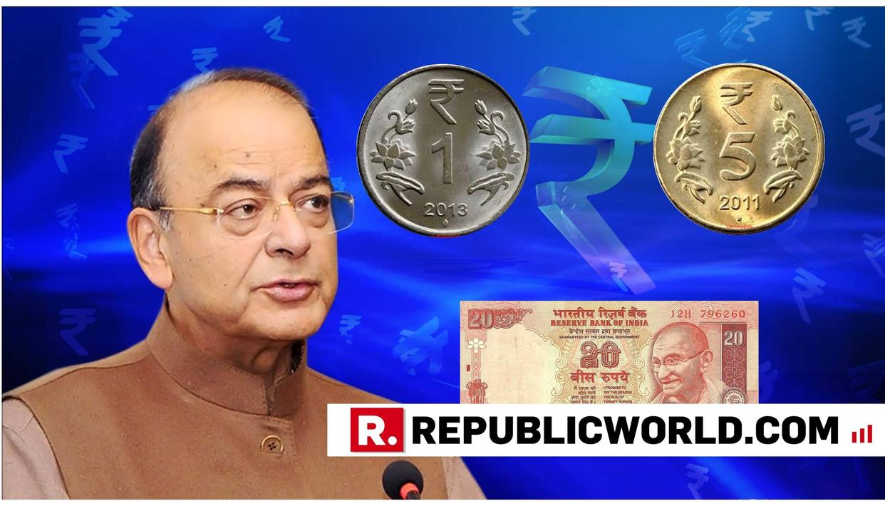 A RS 20 COIN MAY BE COMING, PROTOTYPES OF NEW SERIES TO BE PRESENTED