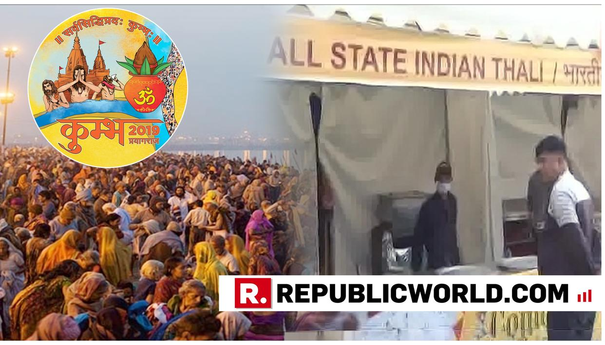 PRAYAGRAJ: FOOD HUB AT KUMBH TO OFFER CUISINES FROM DIFFERENT INDIAN STATES
