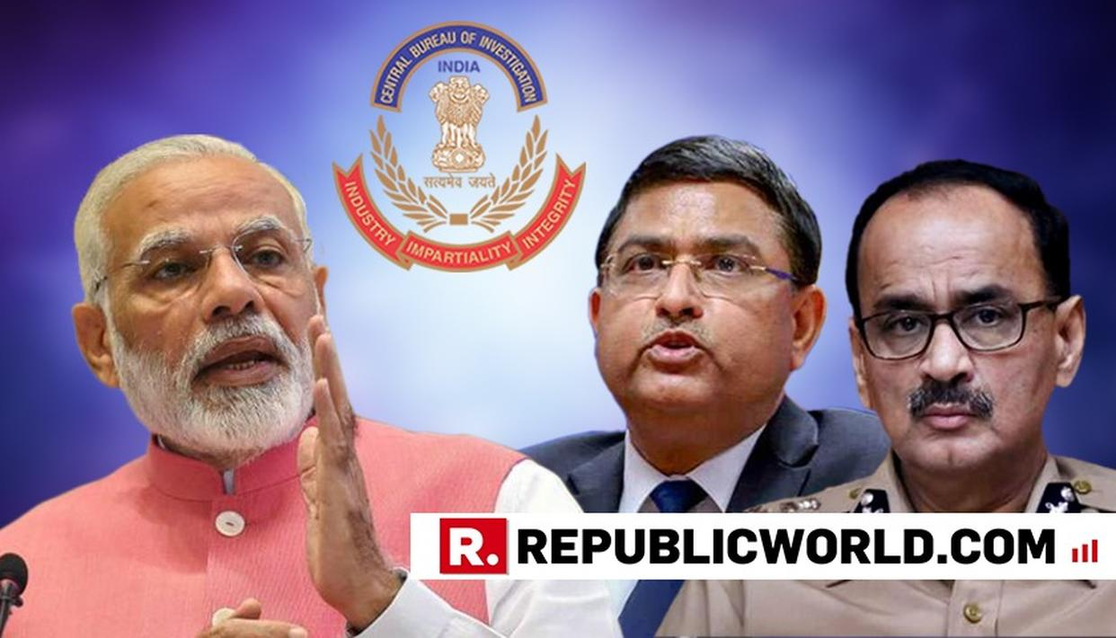 WATCH: I COULD HAVE ALSO BLOCKED CBI AS GUJARAT CM