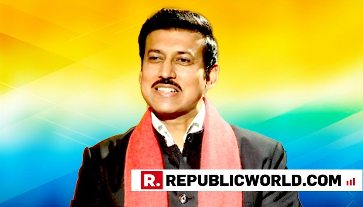 EXCLUSIVE: 'NO WITCH-HUNT ON ROBERT VADRA, WE'RE GOING AS PER LAW', SAYS COL RAJYAVARDHAN SINGH RATHORE