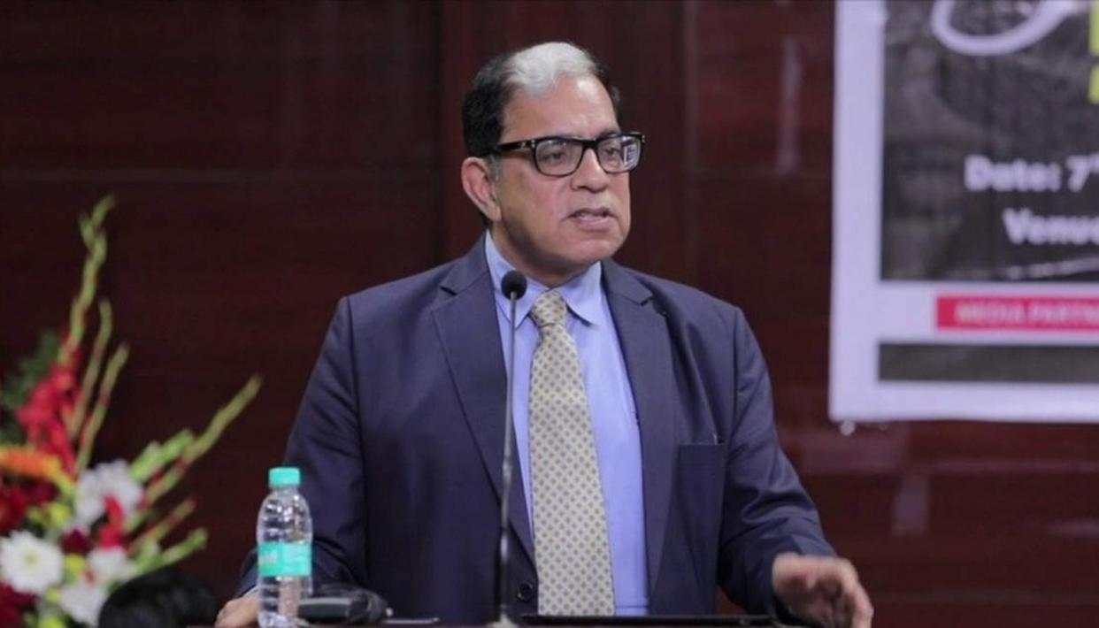 JUSTICE SIKRI WITHDRAWS CONSENT TO BE MEMBER OF CSAT