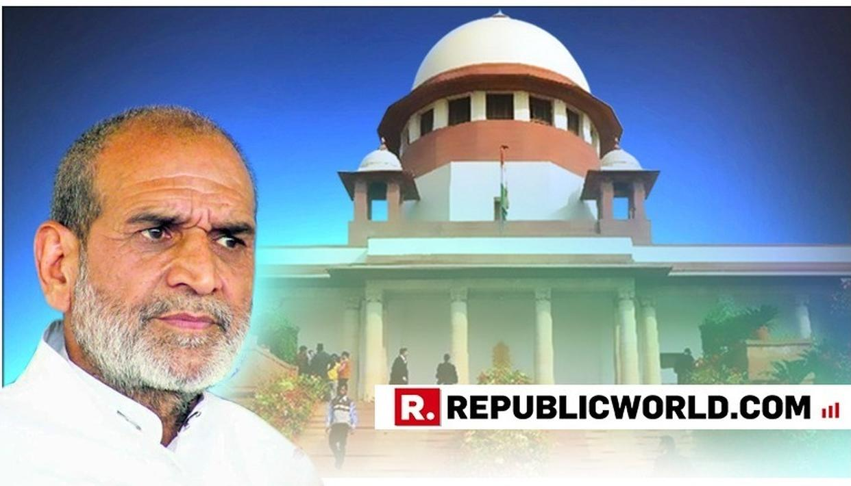 1984 ANTI-SIKH RIOTS: SC NOTICE TO CBI ON SAJJAN KUMAR'S APPEAL EVEN AS CENTRE OBJECTS TO HIS BAIL