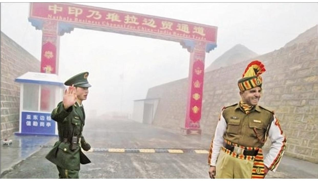 GOVT TO CONSTRUCT 44 'STRATEGICALLY IMPORTANT' ROADS ALONG INDIA-CHINA BORDER
