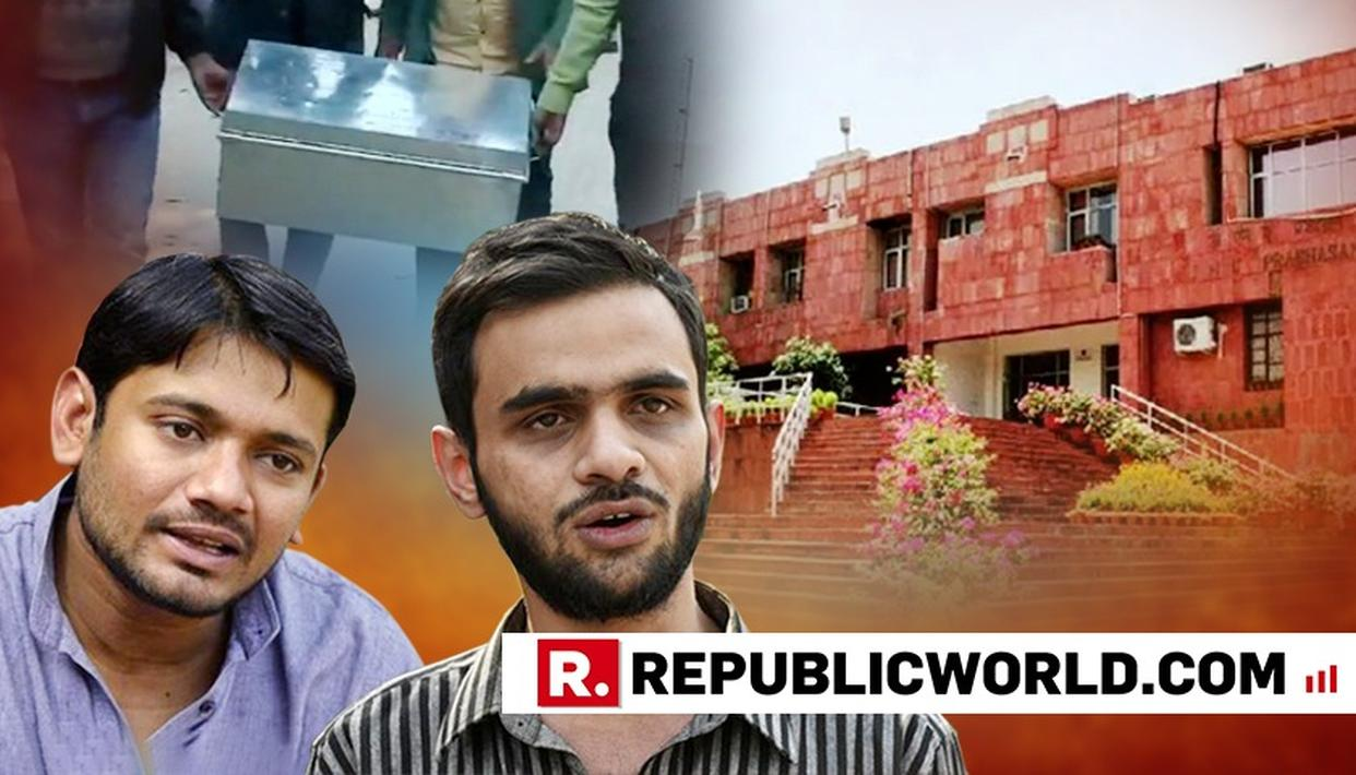 KANHAIYA, UMAR KHALID NAMED AS MAIN ACCUSED IN 2016 JNU SEDITION CASE: 10 THINGS TO KNOW
