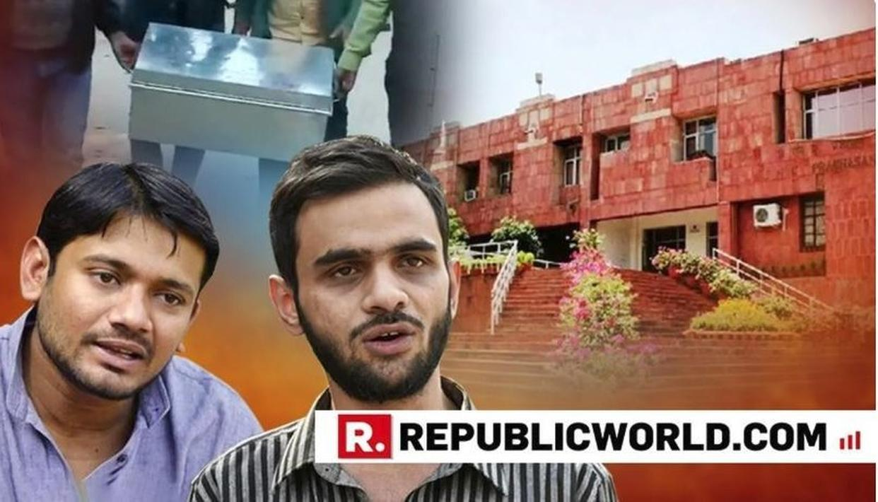 REPUBLIC TV ACCESSES SUPER CRITICAL 1200-PAGES JNU Sedition Case CHARGESHEET