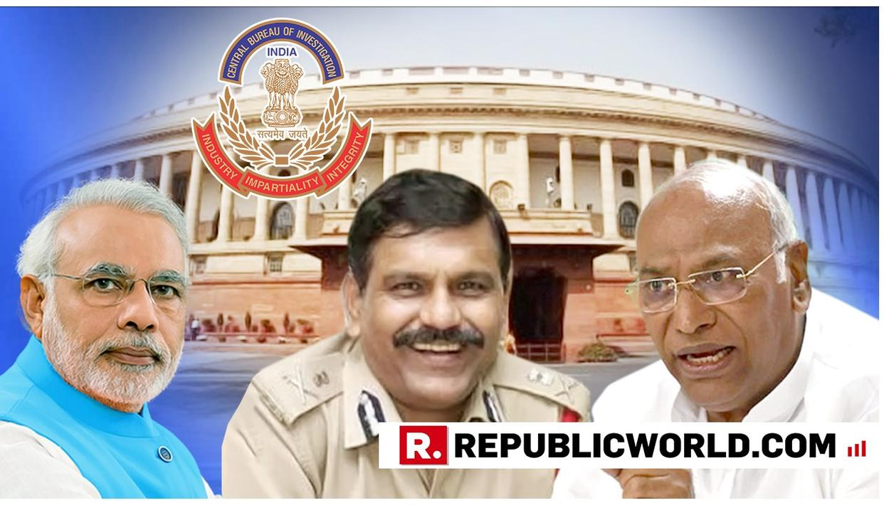 MALIKARJUN KHARGE WRITES TO PM MODI, ASKS TO MAKE CVC REPORT ON ALOK VERMA AND MINUTES OF SELECTION COMMITTEE MEETING  PUBLIC