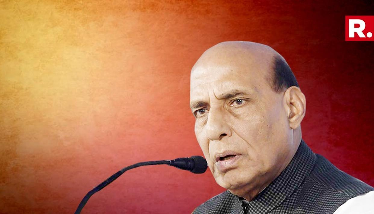 'HINDUS BE HINDUS, MUSLIMS BE MUSLIMS': HOME MINISTER RAJNATH SINGH RAISES CONCERN OVER MASS CONVERSION IN INDIA