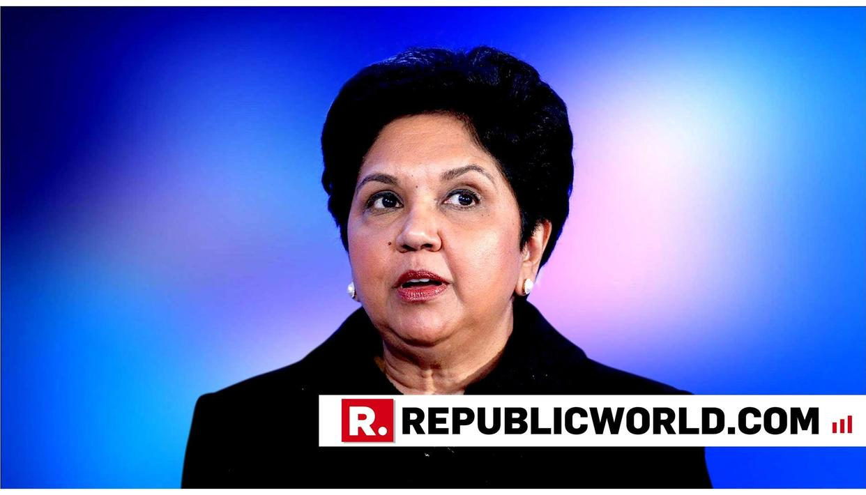 FORMER PEPSICO CEO INDRA NOOYI BEING CONSIDERED TO HEAD WORLD BANK: REPORT