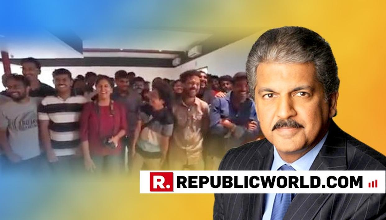 WATCH: 'HEAD WOBBLE CHALLENGE ANYONE?', ANAND MAHINDRA QUIPS ABOUT THE 'SOLID INDIAN HABIT'