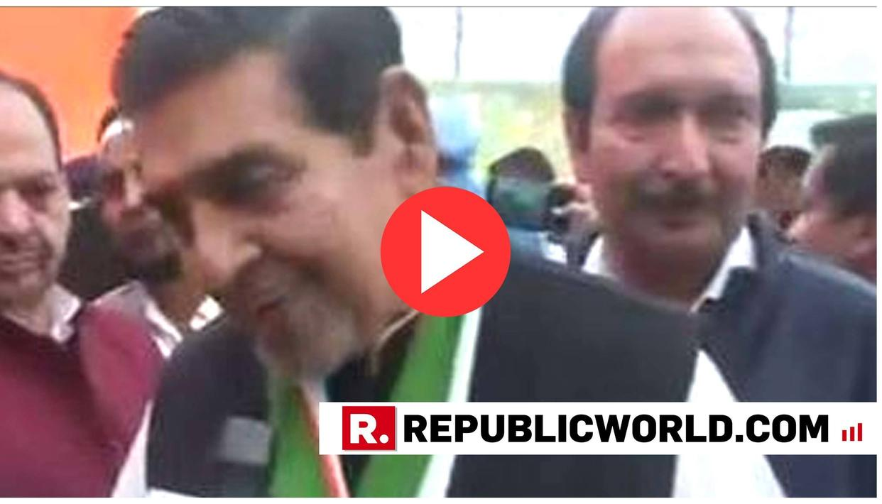 WATCH: REPUBLIC TV CONFRONTS 1984 ANTI-SIKH RIOTS ACCUSED JAGDISH TYTLER AT SHEILA DIKSHIT'S SWEARING-IN CEREMONY