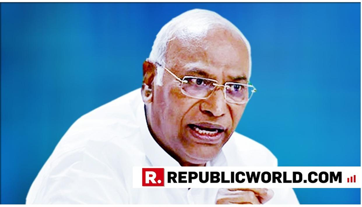 WATCH: 'COALITION GOVERNMENT IN KARNATAKA IS INTACT, BJP'S OPERATION LOTUS WILL NOT SUCCEED', SAYS CONGRESS LEADER MALLIKARJUN KHARGE