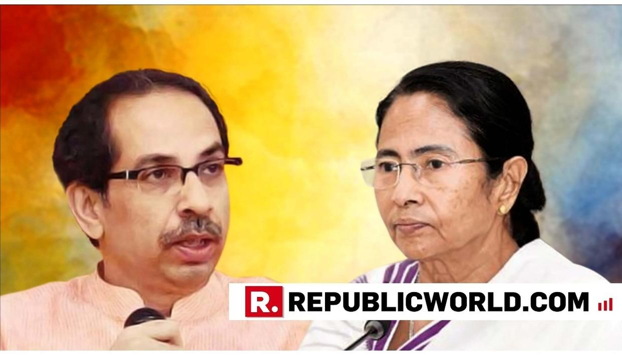 POLITICAL SCOOP: BJP ALLY SHIV SENA HAS REFUSED TO ATTEND MAMATA BANERJEE'S OPPOSITION MEGA RALLY IN KOLKATA