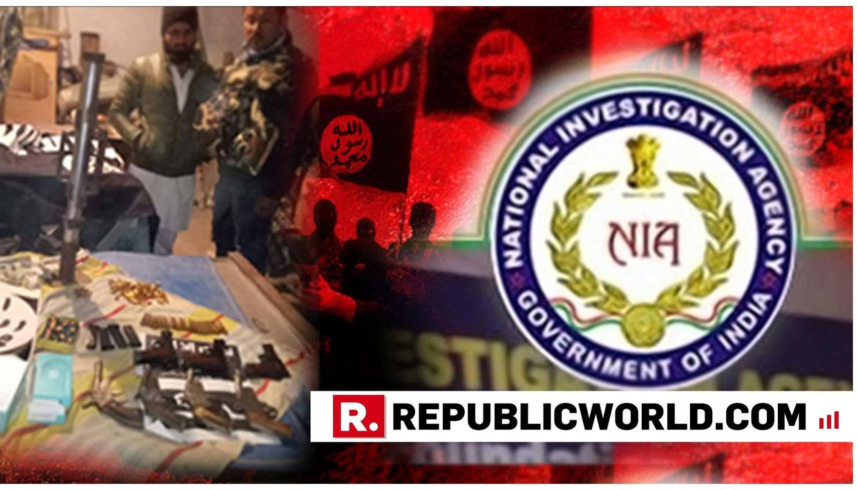 TWO DETAINED IN FRESH SET OF RAIDS IN UP, PUNJAB BY NIA