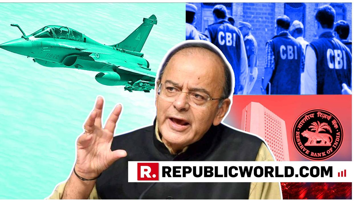 FM JAITLEY TAKES ON LOBBY