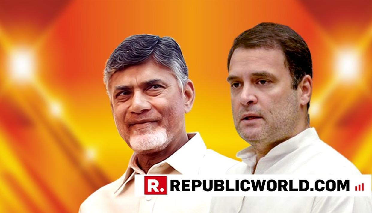 POLITICAL SCOOP: TDP LEADERS ADVICE NAIDU AGAINST FORMING ALLIANCE WITH CONGRESS