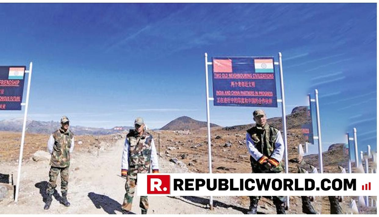 TO COUNTER CHINA'S MILITARY BUILD UP,  INDIA ORDERS MOVING OF STRATEGIC ITBP COMMAND TO LEH