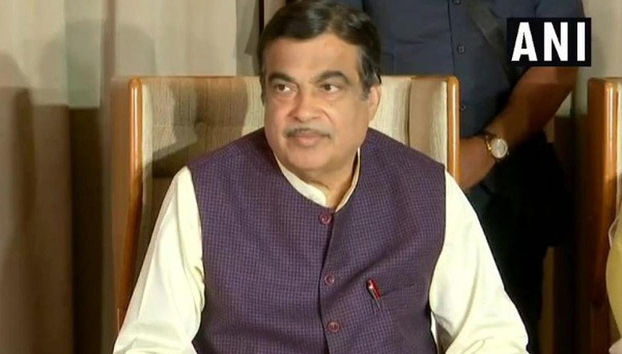 INDIA DOES NOT BELONG TO ANY PARTICULAR RELIGION, CASTE OR LANGUAGE: GADKARI