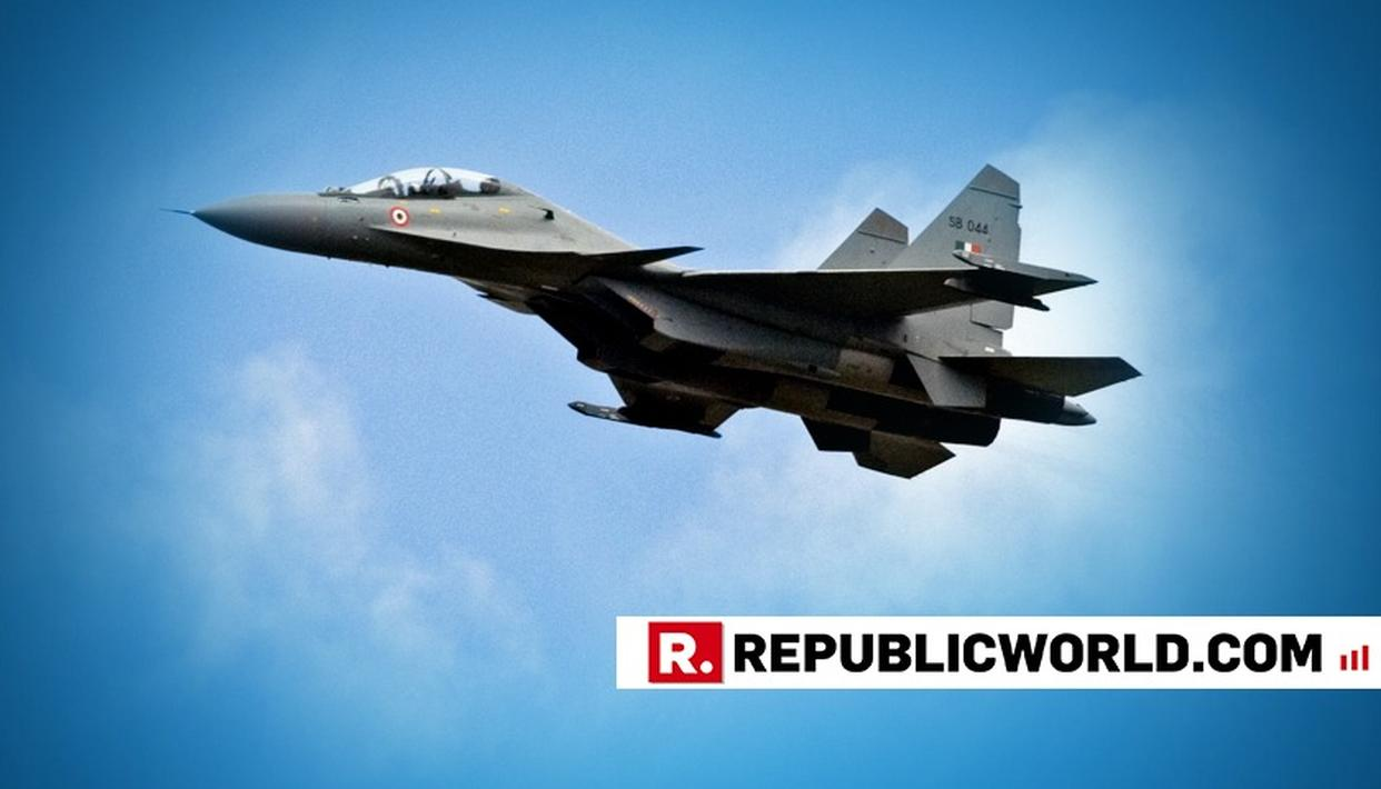 IAF PLANNING TO ORDER 8 NEW SU-30MKI COMBAT AIRCRAFT FROM HAL