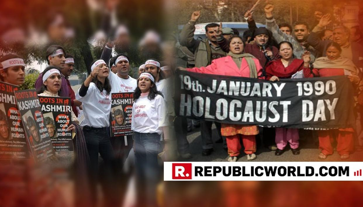 KASHMIRI PANDITS DEMAND CREATION OF A SEPARATE TOWNSHIP WITHIN KASHMIR FOR THEM