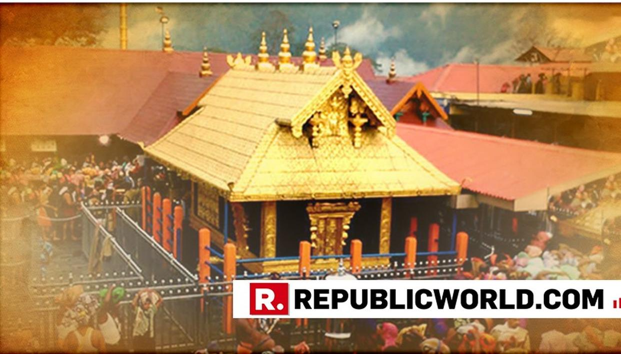 SC/ST COMMISSION ISSUES NOTICE TO SABARIMALA TEMPLE'S CHIEF PRIEST FOR PERFORMING CLEANSING RITUAL AFTER TWO WOMEN ENTER SHRINE