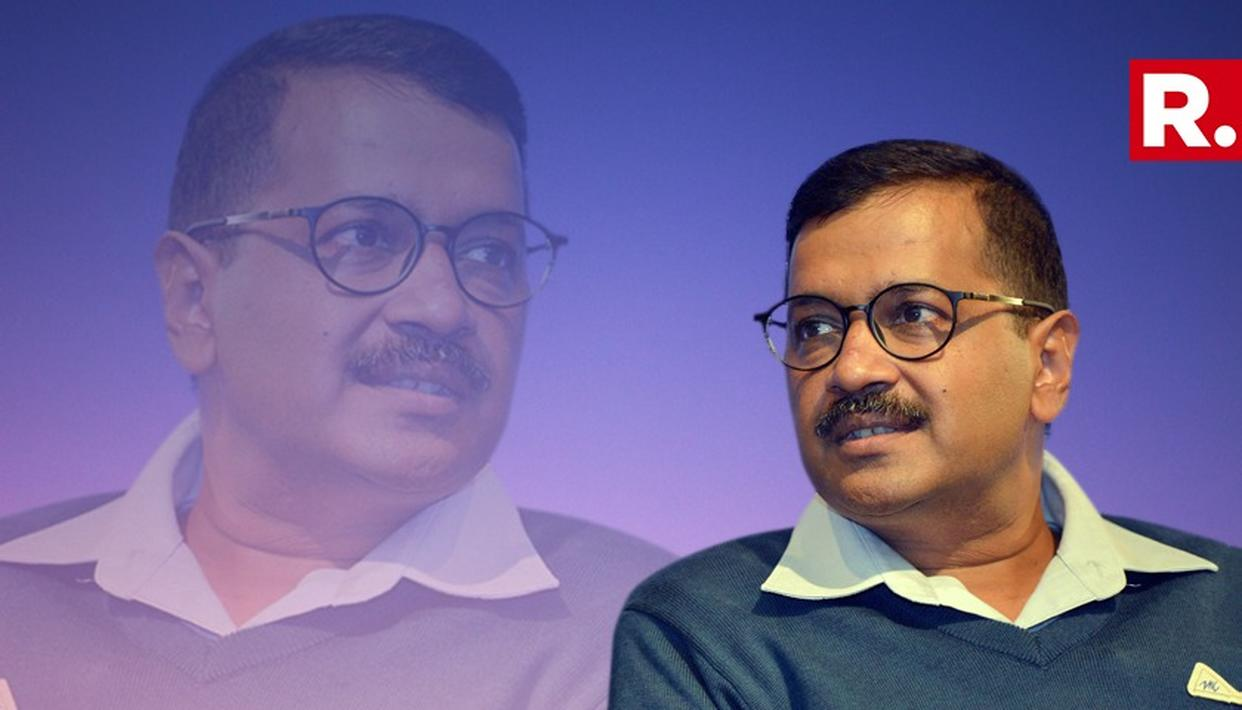 THOSE WHO LEFT AAP WERE 'OPPORTUNISTS': KEJRIWAL