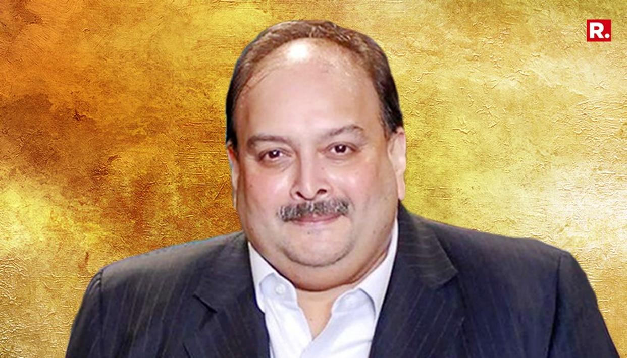 ABSCONDING MEHUL CHOKSI SURRENDERS INDIAN CITIZENSHIP, HANDS OVER PASSPORT TO ANTIGUAN GOVERNMENT