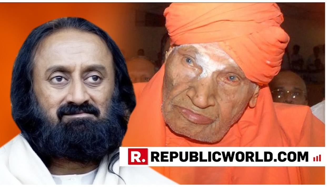 READ ART OF LIVING FOUNDER SRI SRI RAVI SHANKAR POSTS A HEARTFELT TRIBUTE ON SIDDAGANGA MUTT SEER SRI DR SHIVAKUMARA SWAMIJI