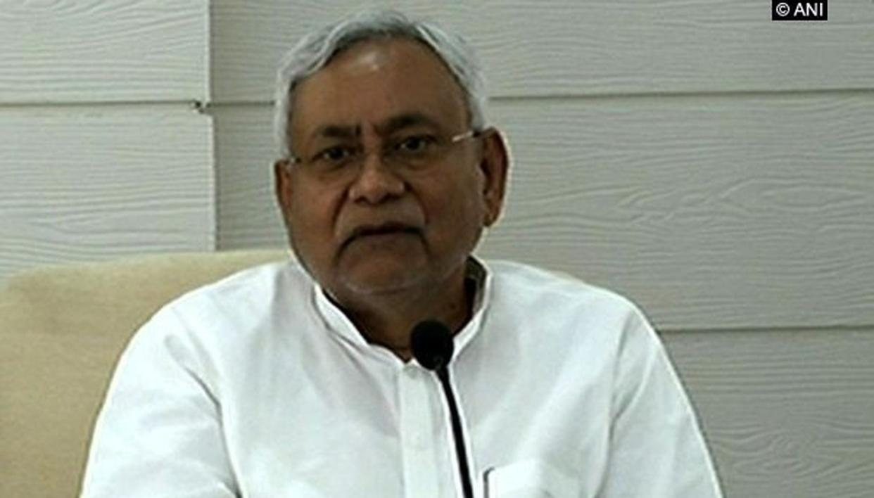 LEGAL OPINION BEING SOUGHT FOR UPPER CASTE QUOTAS IN BIHAR: NITISH
