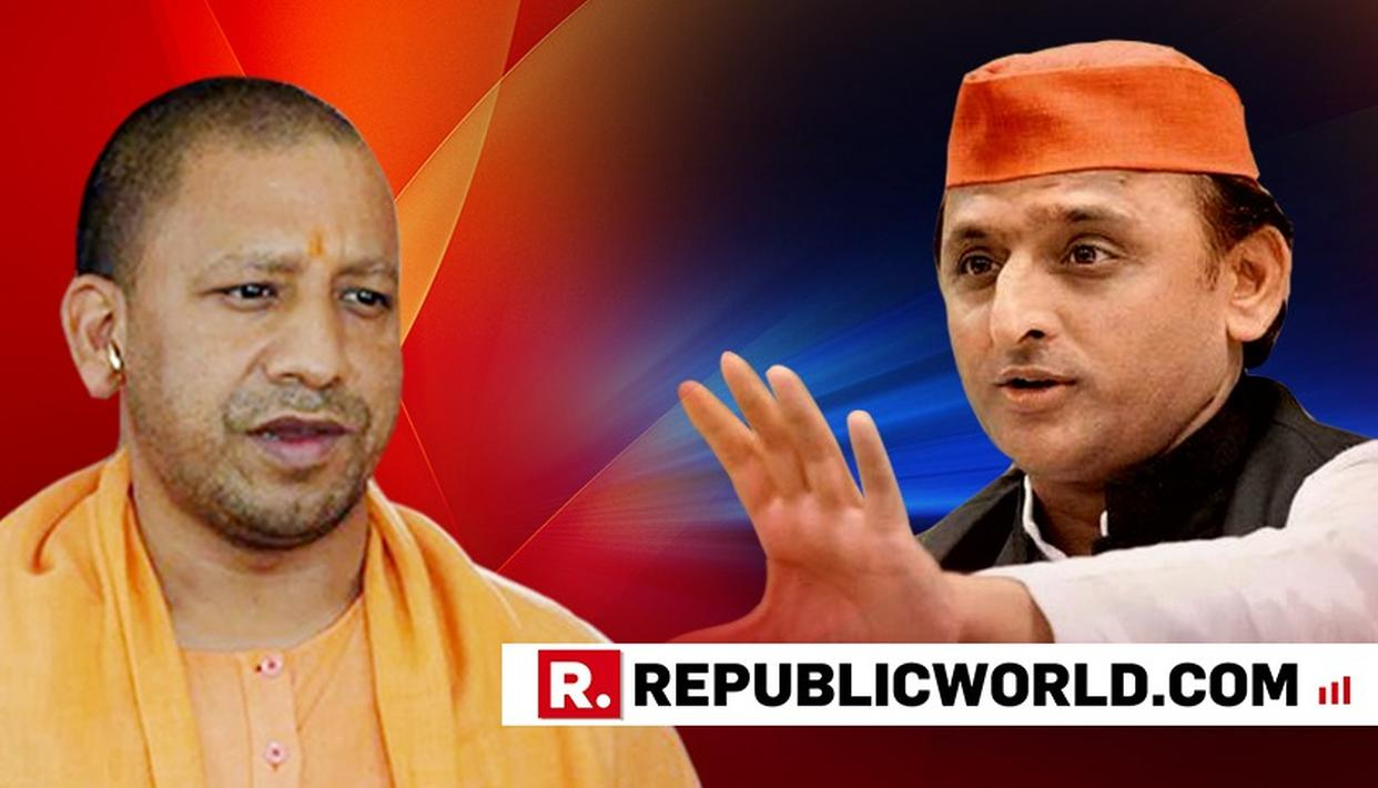 WATCH | YOGI ANNOUNCES WELFARE SCHEME, OPPOSITION GIVES IT 'PENSION FOR SADHUS' SPIN