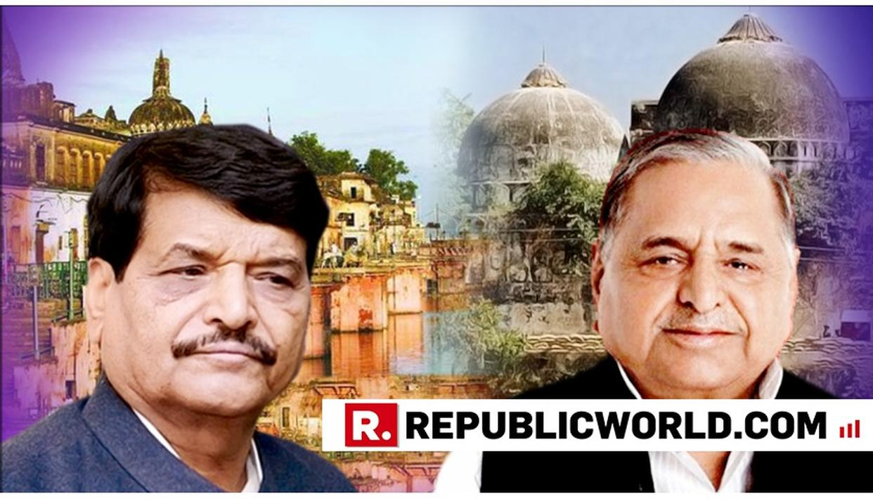 """HAD BABRI MASJID NOT BEEN SAVED, ANOTHER PAKISTAN WOULD HAVE BEEN CREATED,"" SAYS SHIVPAL YADAV COLOURING MULAYAM YADAV AS THE 'SAVIOUR OF SECULARISM'"