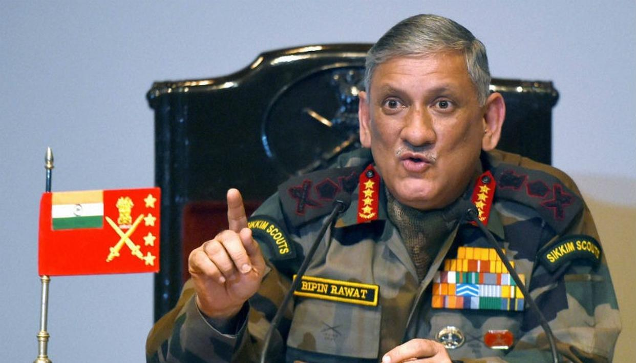 INDIAN ARMY TO BRIEF DEFENSE MINISTRY ON RESTRUCTURING PLANS