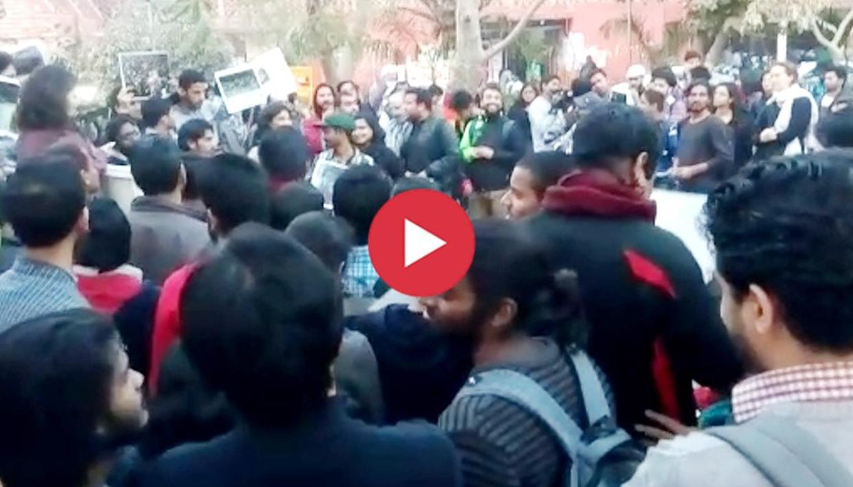 PROOF: 'BHARAT TERE TUKDE HONG, INSHALLAH' VIDEO IN 2016 JNU SEDITION CASE CHARGESHEET ACCESSED BY REPUBLIC TV