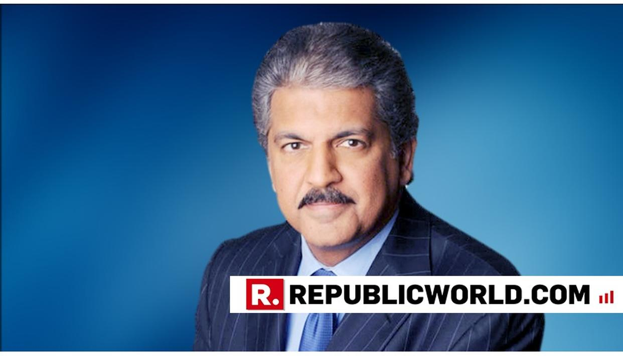 INDIA NOT BACKING DOWN ON CLIMATE CHANGE COMMITMENTS: ANAND MAHINDRA