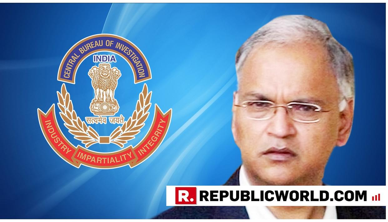 CBI BOOKS FORMER AIR INDIA CHIEF ARVIND JADHAV IN CORRUPTION CASE