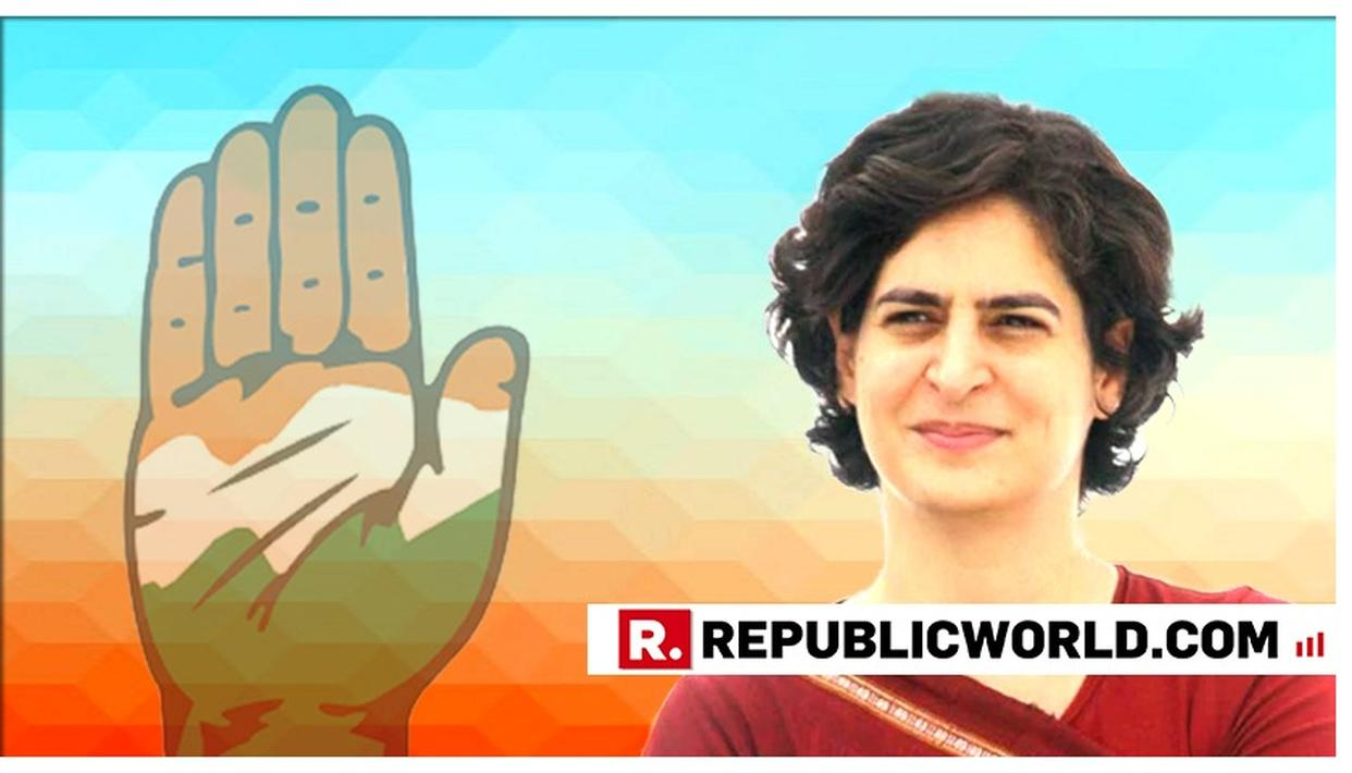 POLITICAL SCOOP: ELECTORAL CONTEST FROM RAE BARELI BECKONS FOR PRIYANKA, SAY SOURCES