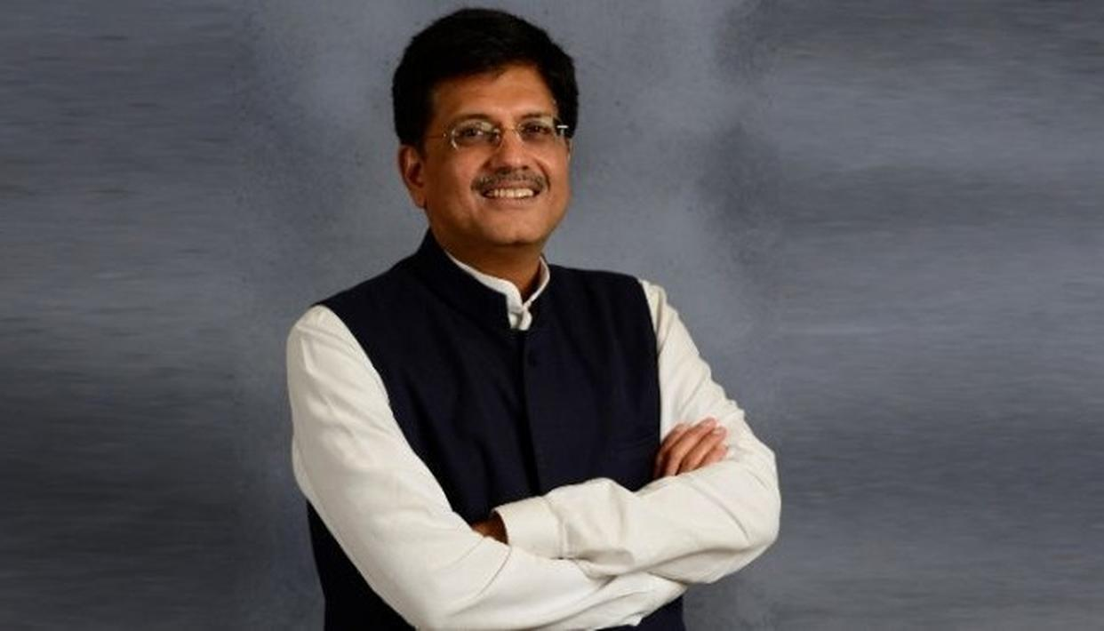 PIYUSH GOYAL GIVEN TEMPORARY CHARGE OF FINANCE AND CORPORATE AFFAIRS MINISTRIES