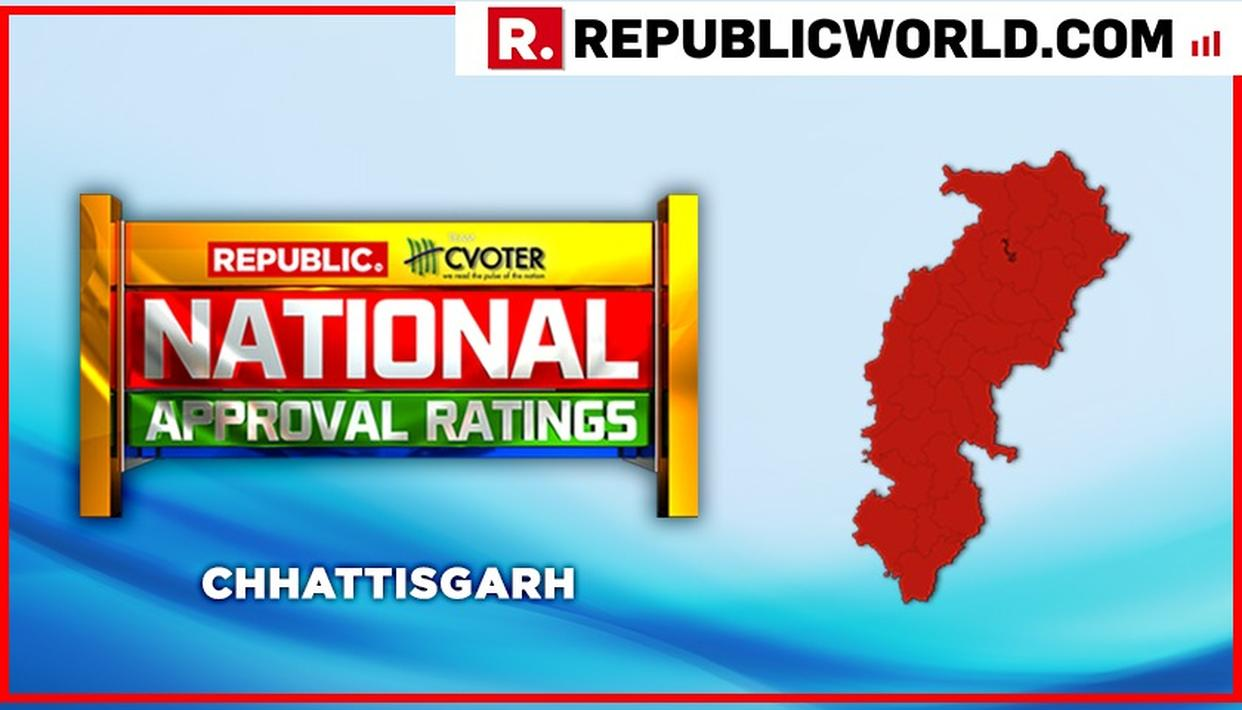 NATIONAL APPROVAL RATINGS: IN CHHATTISGARH, UPA PROJECTED TO WIN BY ONE SEAT OVER NDA
