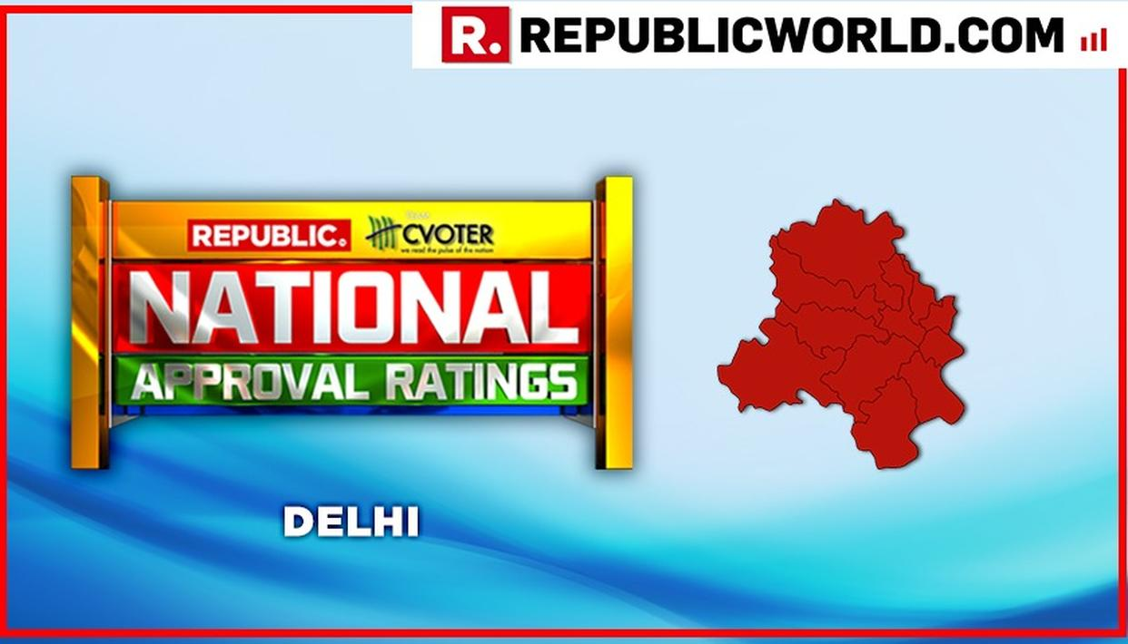 NATIONAL APPROVAL RATINGS: BJP IS PREDICTED TO CLEAN SWEEP DELHI BY WINNING ALL THE SEATS