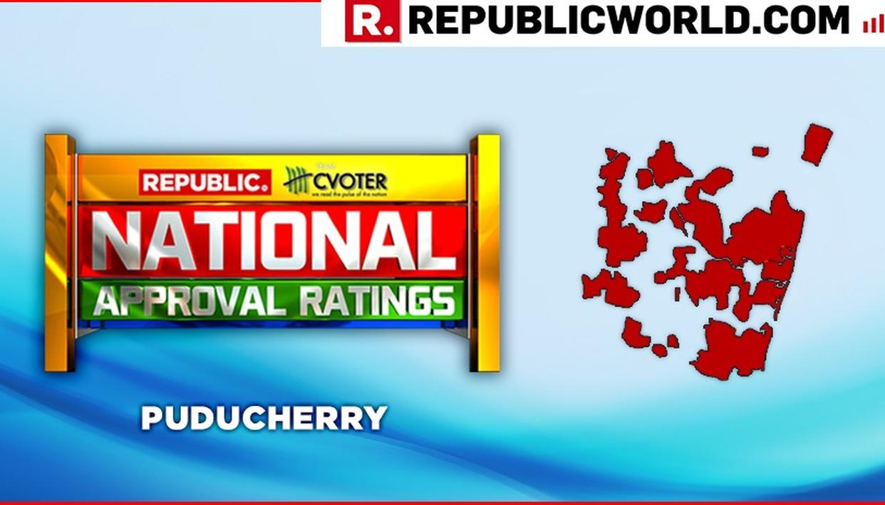 NATIONAL APPROVAL RATINGS: UPA PROJECTED TO WIN THE SOLO SEAT IN PUDUCHERRY