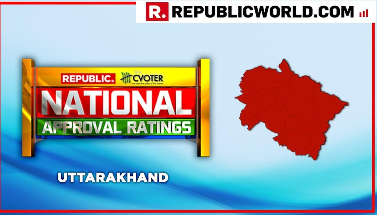 NATIONAL APPROVAL RATINGS: BJP-LED NDA PROJECTED TO CLEAN SWEEP UTTARAKHAND