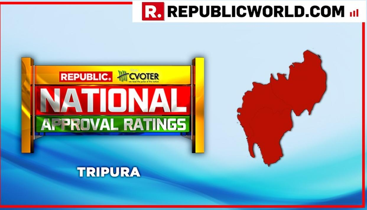 NATIONAL APPROVAL RATINGS: NDA LIKELY TO ROUT CPM, CONGRESS IN TRIPURA