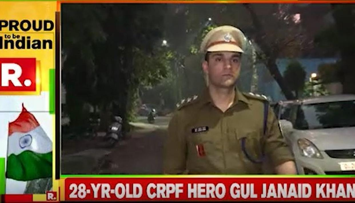 WATCH: 'FROM BLOOD DONATIONS TO DOMESTIC VIOLENCE', CRPF ASSISTANT COMMANDANT JUNAID KHAN FROM TERROR-FREE BARAMULLA SPEAKS ABOUT HOW OPERATION 'MADADGAAR' EXTENDS ITS HAND TO KASHMIRIS IN NEED