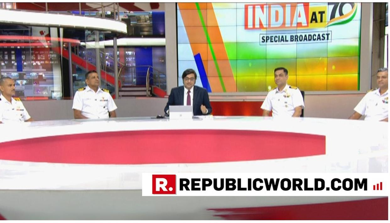 WATCH | INDIAN NAVY OFFICERS WHO WERE PART OF OPERATION MADAD TO PROVIDE RELIEF IN KERALA FLOODS NARRATE THE BACK-STORIES TO THEIR HEROIC FEATS
