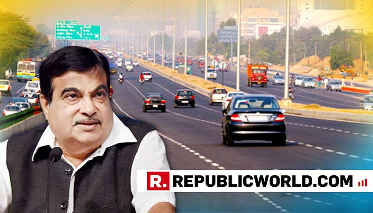RS 50,000-CR HIGHWAY PROJECTS TO DECONGEST DELHI: GADKARI