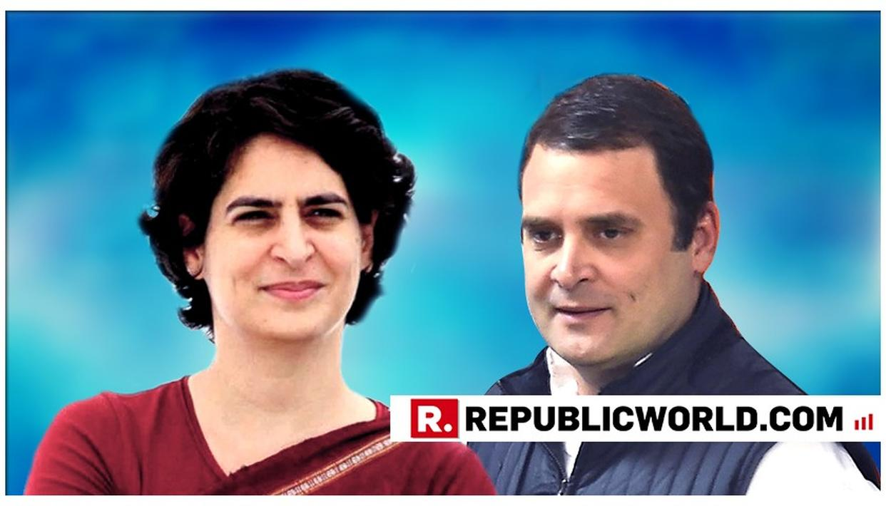 PRIYANKA'S APPOINTMENT SHOWS LACK OF TRUST IN RAHUL: BJP LEADER