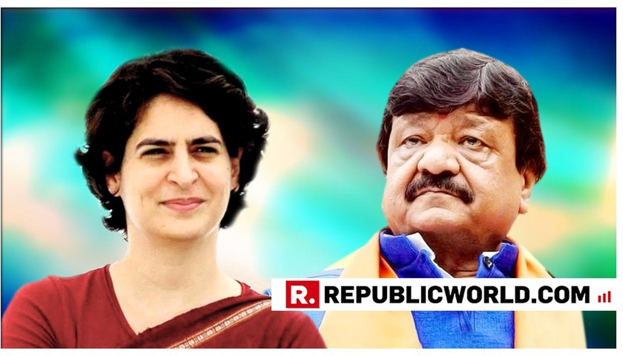 "ATROCIOUS: BJP'S KAILASH VIJAYVARGIYA MAKES SEXIST AND OBJECTIONABLE COMMENT AGAINST PRIYANKA GANDHI, SAYS CONGRESS LEADER IS ""JUST A CHOCOLATEY FACE"""