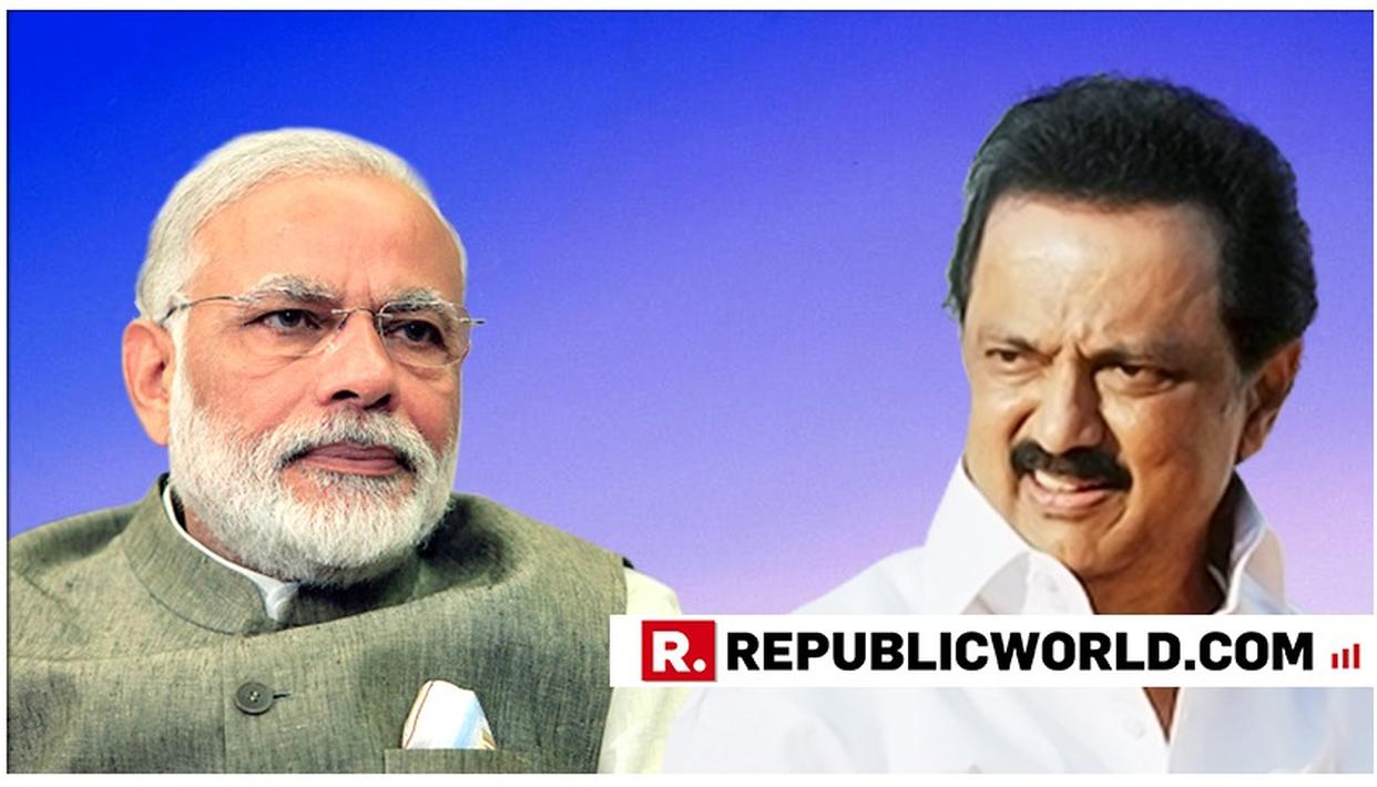 #TNWELCOMESMODI VS #GOBACKMODI | DMK-BJP ENGAGE IN TWITTER WAR AS PM NARENDRA MODI VISITS TAMIL NADU TO LAYS FOUNDATION STONE FOR AIIMS