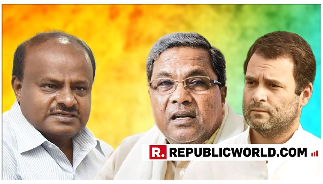 """WATCH: SIDDARAMAIAH'S CRYPTIC RESPONSE ON 'SUPER-CM' ROW AFTER KUMARASWAMY'S """"I'LL QUIT THREAT"""""""