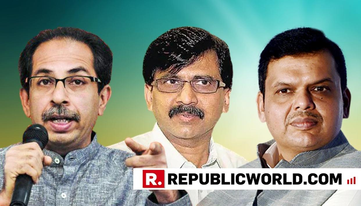 BJP AND SHIV SENA SO CLOSE YET SO FAR FROM FORGING AN ALLIANCE