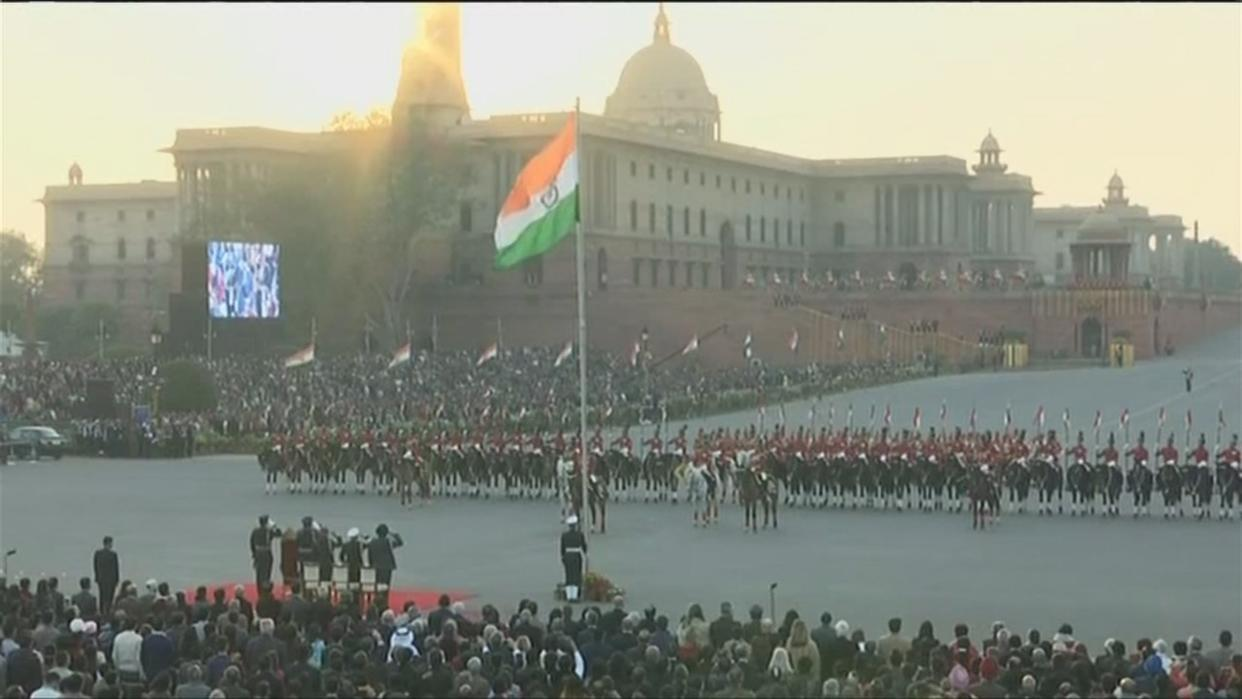 BEATING THE RETREAT 2019: FOUR-DAY REPUBLIC DAY CELEBRATION TO CULMINATE IN SHOWPIECE CEREMONY AT RAJPATH. LIVE UPDATES HERE